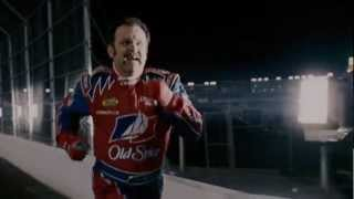 Ricky Bobby - Invisible Fire (HD)