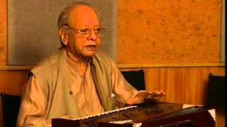 Ustad Alla Rakha - His last Interview & recording