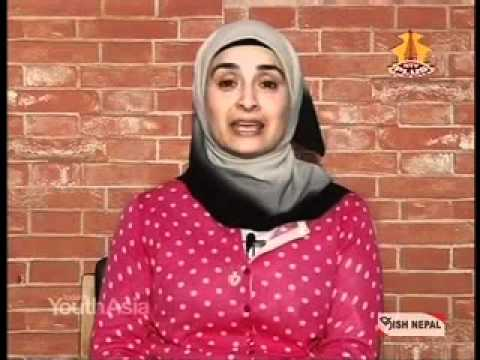 Ms  Farahana Shah, Ep09, Part 1, Youth TV Show2  6th March,2011
