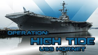 Airsoft on an Aircraft Carrier!? - Operation: High Tide - USS Hornet