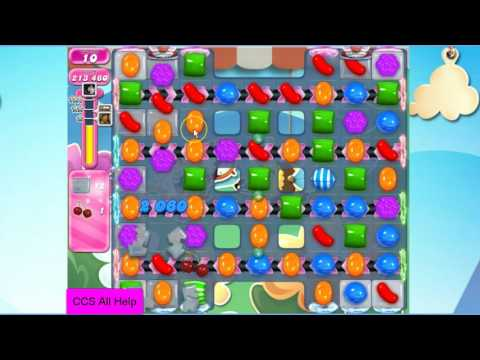 Candy Crush Saga Level 2495 NO BOOSTERS Cookie