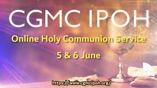 Communion Service 5th June