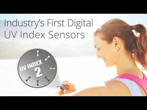 Silicon Labs Si1132/4x Industry's first Ultraviolet Sensor Expansion Board