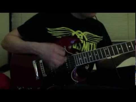 American Dream-Silverstein Guitar Cover
