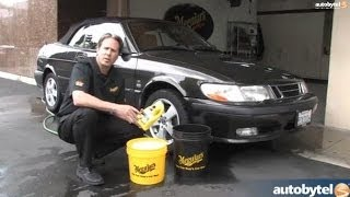 Tips on How to Wash Your Car - Meguiars Car Care Series Step 1 of 5