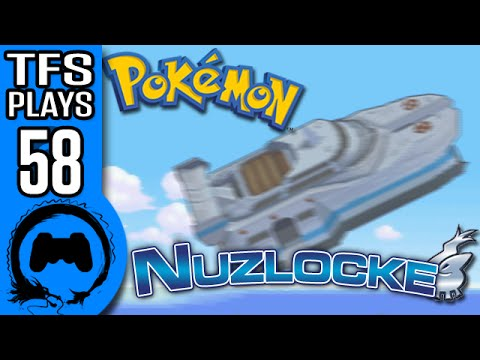 Pokemon Silver NUZLOCKE Part 58 - TFS Plays - TFS Gaming