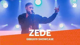 ZEDE | Grand Beatbox Battle Showcase 2019