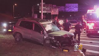 Man Killed In Wrong-Way Crash On Belt Parkway