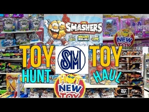 Toy Haul and Toy Hunting at SM mall Manila,Philippines