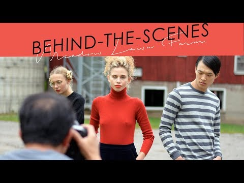 BEHIND THE SCENES: November Fashion Editorial Shoot | Culture Magazin