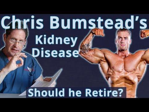 Chris Bumstead's Kidney Disease - Should He Retire?
