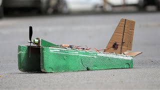 How to make a Ground Effect Aeroplane - Aeroplane