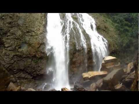 Kynrem Falls Cherrapunji, Meghalaya