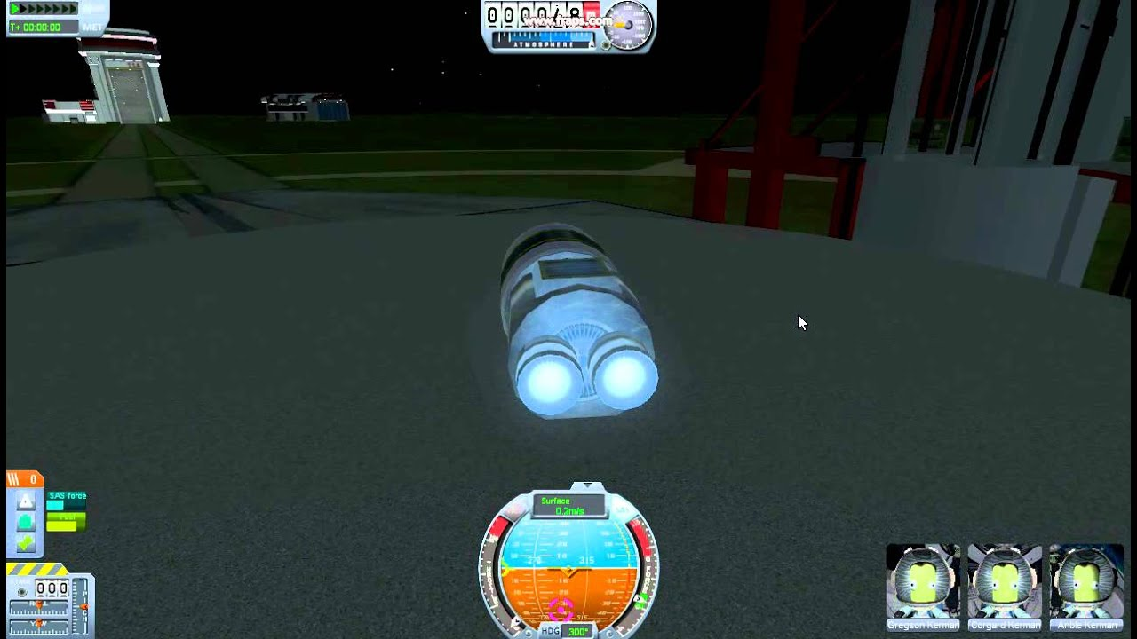 VASIMR engine emissive effects test