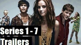 Скачать Skins Trailers Series 1 To 7 HD