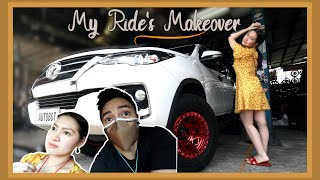 My Ride's Makeover!