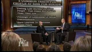 Dr. Thomas Joiner on Dr. Phil Show