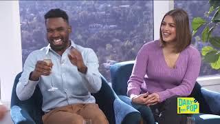 Tamar Braxton Admits Ex Friend Pulled a Jordyn Woods on Her E News live