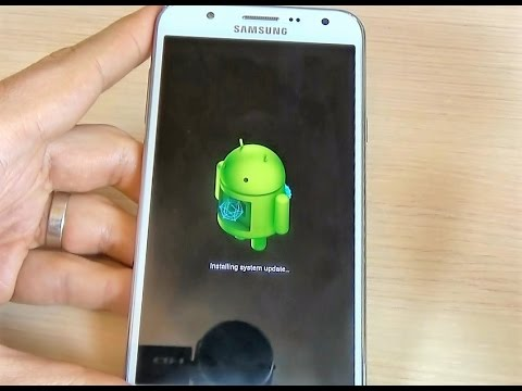Samsung Galaxy J7 - How to reset to factory settings