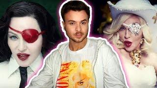 Madonna, Maluma - Medellín Music   Reaction
