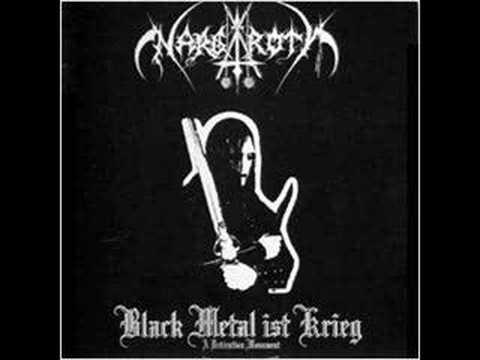 Nargaroth - Possessed by Black Fucking Metal