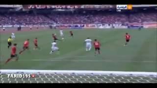 ملخص مباراة مولودية الجزائر 0-1 اتحاد الجزائر - نهائي كاس الجمهورية