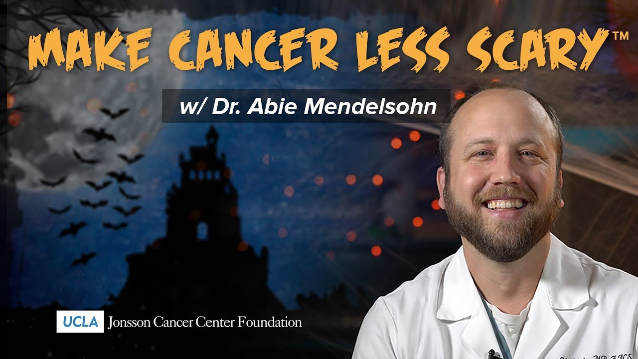 Making Cancer Less Scary with Dr  Abie Mendelsohn