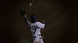 Alcantara makes an impressive running grab