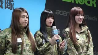 《英雄聯盟》女子戰隊 Logi-A Team 自我介紹與談期許影片-巴哈姆特 GNN
