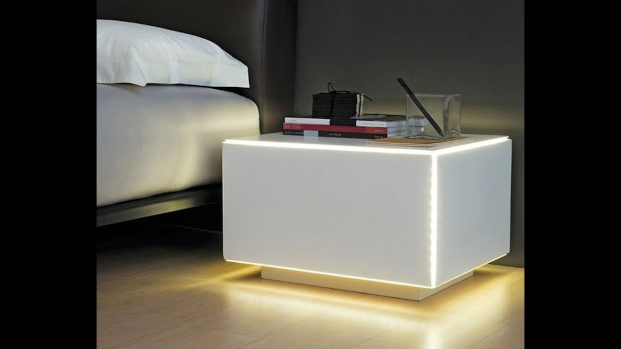 12 contemporary nightstands designs ideas and pictures - Contemporary Nightstands