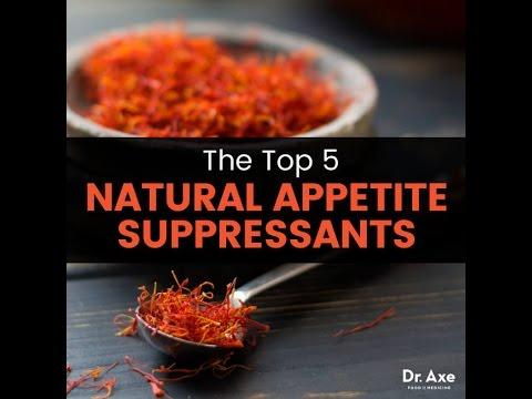 Top 5 Natural Appetite Suppressants