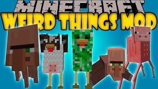 Video Minecraft Karma Canlılar Modu(Weird Things Mod) download MP3, 3GP, MP4, WEBM, AVI, FLV Januari 2018