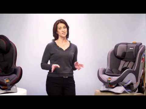 Nextfit Car Seat Demonstration
