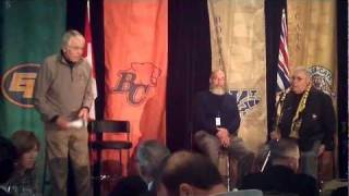 Angelo Mosca and Joe Kapp Fist Fight - Complete Video - Unedited
