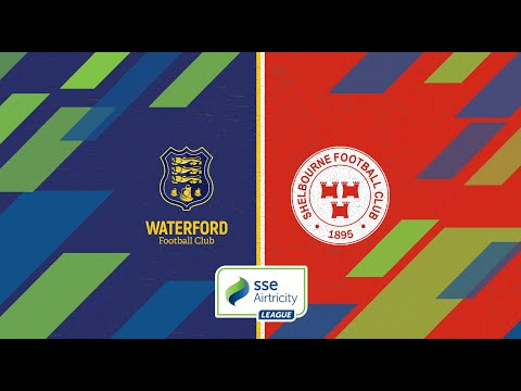 Premier Division GW15: Waterford 0-1 Shelbourne