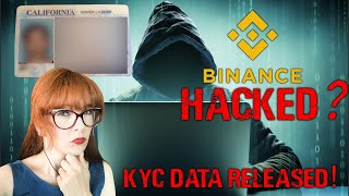 Hacker tries to extort Binance, thousands of KYC images leaked, everything you need to know!