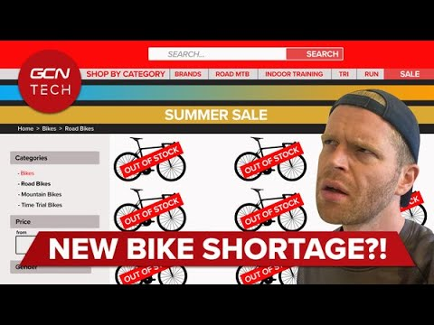 Why Is There A Global Bike Shortage? | Where Have All The Bikes Gone?! thumbnail
