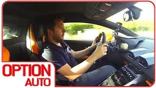 First drive : Lamborghini Huracán LP 610-4 (Option Auto)
