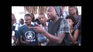 Jungle East Cape (Rap battle) Dee vs Pisto