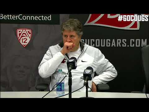 Mike Leach Nevada Postgame