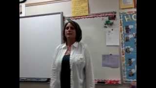 Teacher Doing A Cartwheel (05/24/2013)