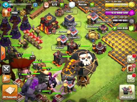 Coc Real Hack With Dns Code