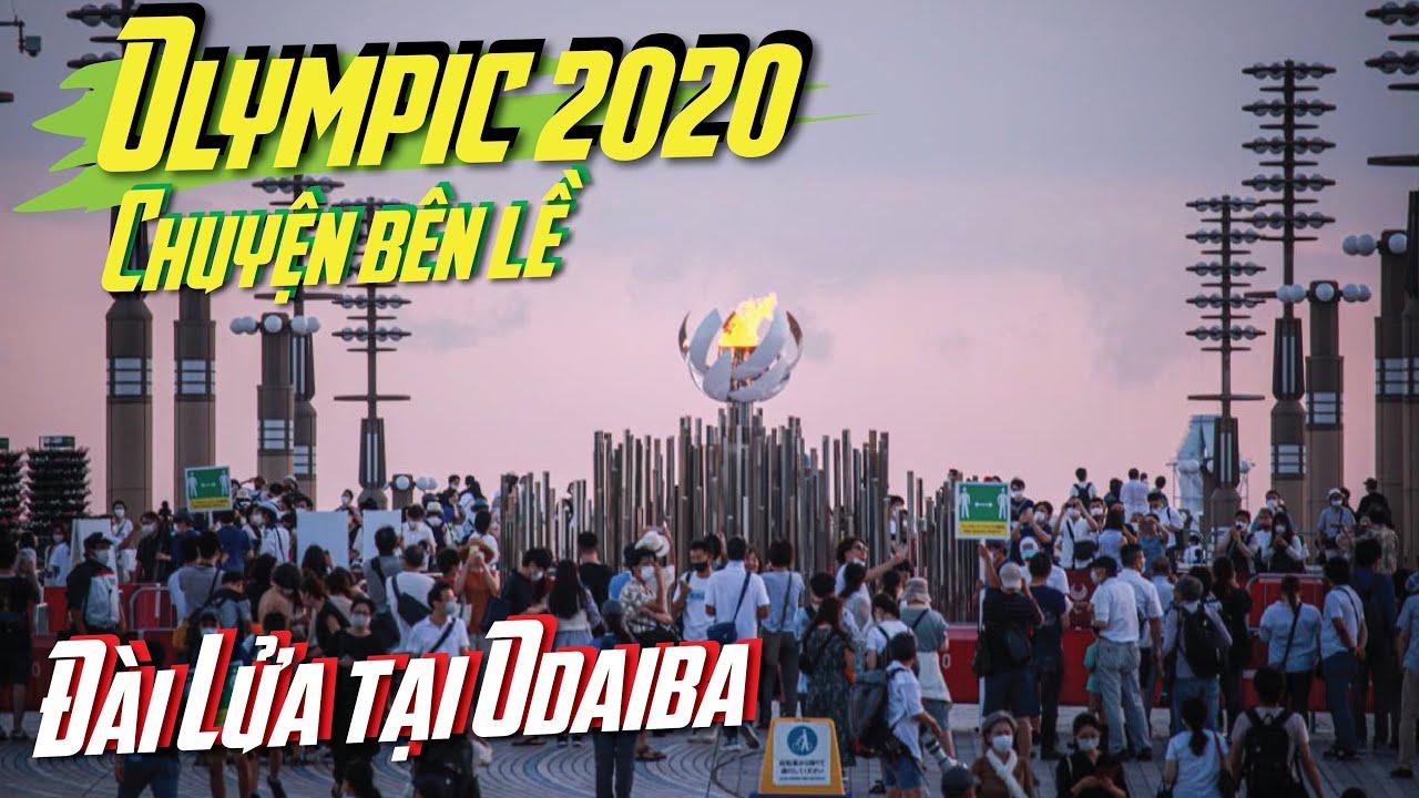 Olympic 2020 | Khám phá Đài lửa rực sáng tại Tokyo