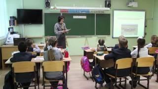 Урок русского языка, Безумова_О.Б., 2013