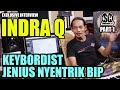 Capture de la vidéo Indra Qadarsih Exclusive Interview Part 1: Keyboardis Jenius Nyentrik Bip Mengupas Tuntas Oxytron