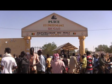 Malian city of Gao shut down after deadly violence