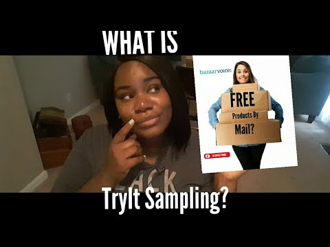 Weekly Freebies!! How To Get Free Stuff In The Mail!! 2018