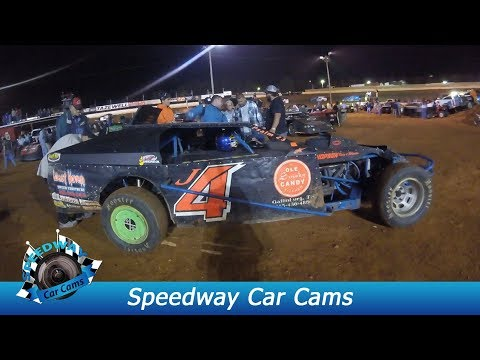 #J4 Tyler James - Open Wheel - 9-3-17 Tazewell Speedway - In Car Camera