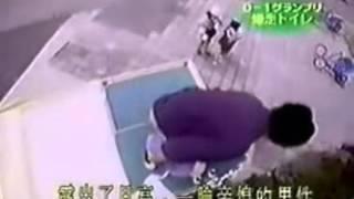 Японские туалеты розыгрыш 6