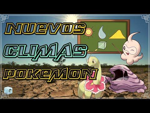 ¿Nuevos Climas en Pokémon? - Análisis.